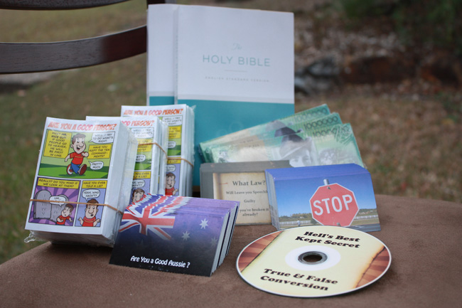 Essentials Gospel Tract Pack