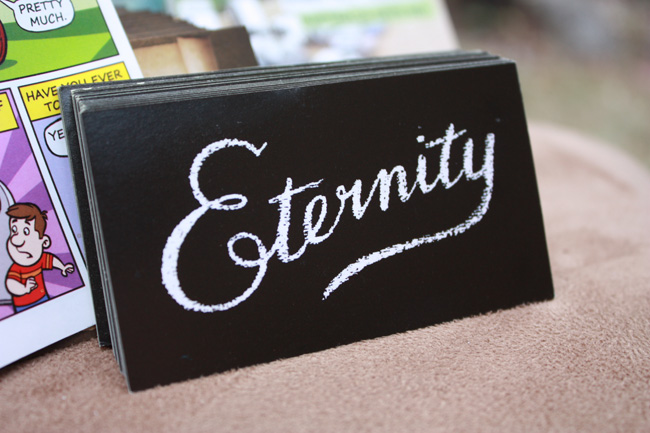 Eternity Gospel Tract