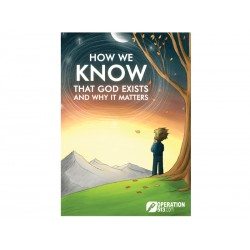 How we know God Exists and...