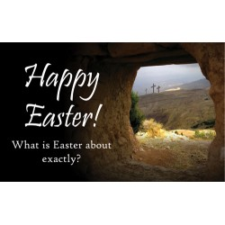 Easter Gospel Tracts (pack...