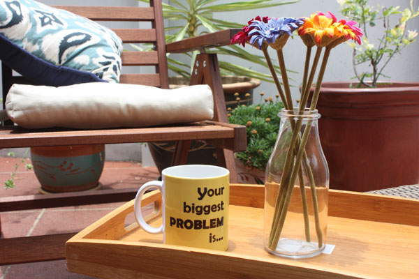 Biggest Problem Coffee Mug