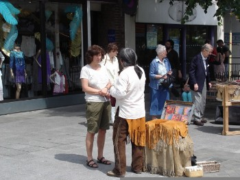 Evangelising in Essex
