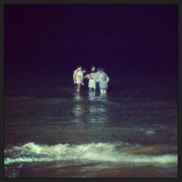 Daniels Baptism.