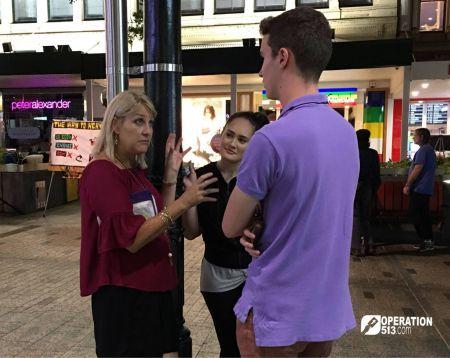 Queen Street Mall Preachers