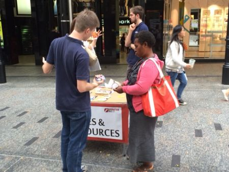 Bible Witnessing
