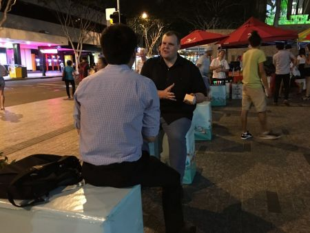 King George Square Evangelism