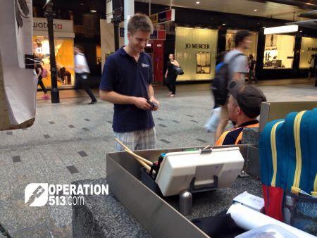 Gospel Witness Brisbane