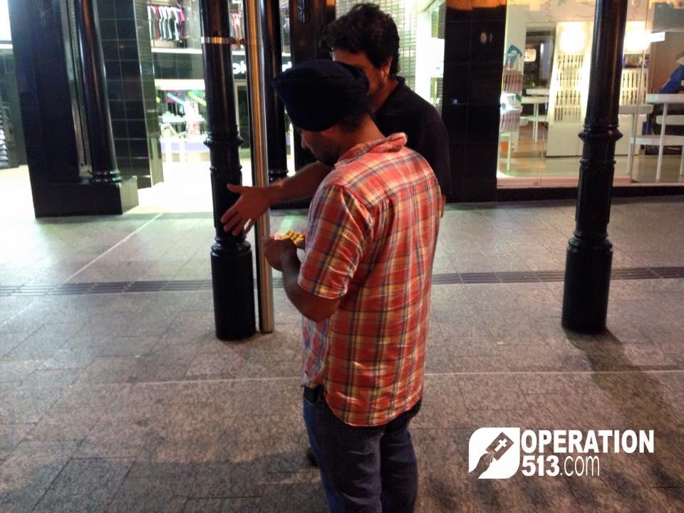 Brisbane Witnessing