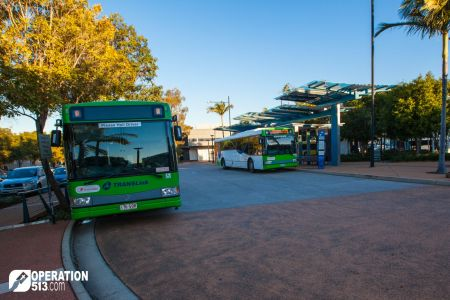 Capalaba bus station