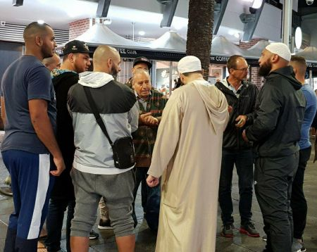 Evangelising to Muslims