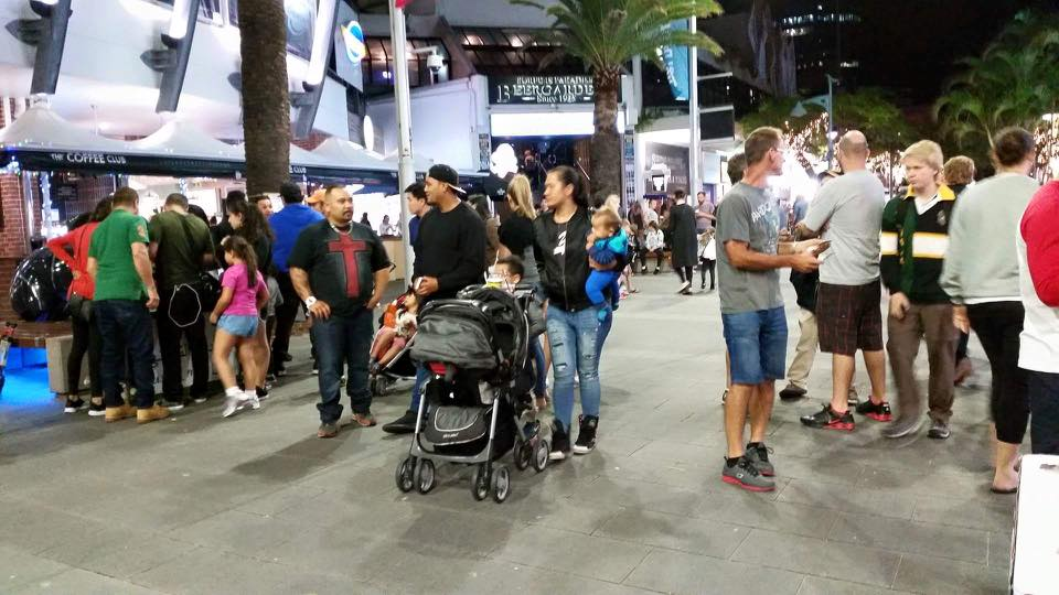 Surfers Paradise Evangelism Operation 513