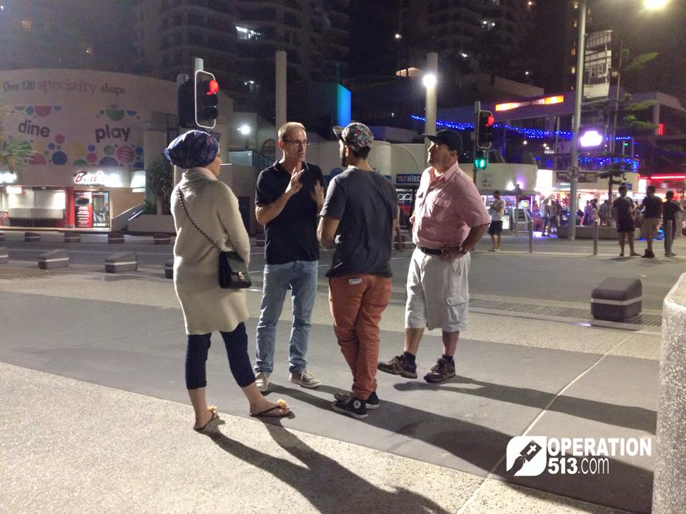 Gold Coast Evangelism