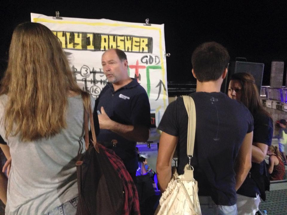 Street Evangelism Gold Coast