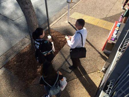 Sunnybank witnessing