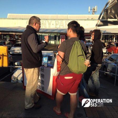 Chinese Evangelism in Australia