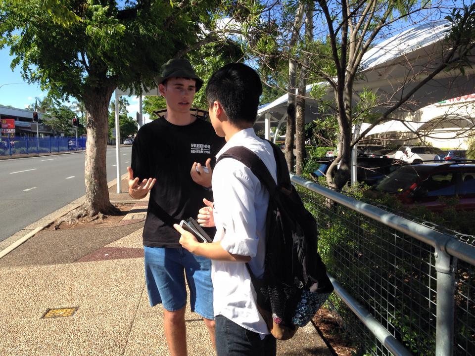 Sunnybank evangelism