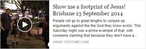 Brisbane Evangelism Report